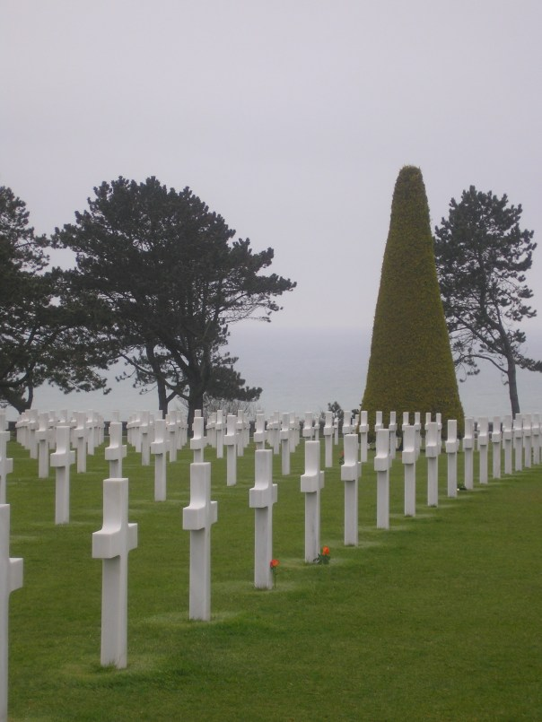 One year ago in Normandy